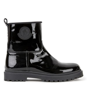 Image of Moncler Patent Leather Boots Black 27 EU (1681052)