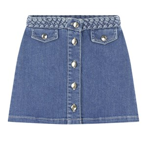 Image of Chloé Mini Me jean skirt 5 år (1681888)