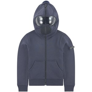 Image of AI Riders on the Storm Zipped sweatshirt with built-in goggles 10 år (1702540)
