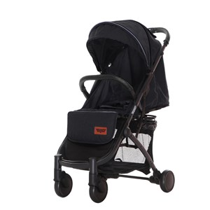 Image of Keenz Air Plus 2.0 Stroller Black One Size (1614495)