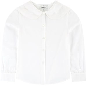 Image of Lanvin Blouse with a Peter Pan collar 10 år (1708500)