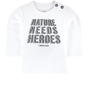 Image of Timberland Graphic T-Shirt White 6 mdr (1712053)