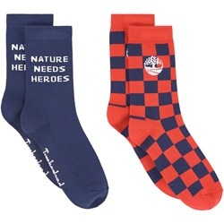 Timberland 2-Pack Socks Navy