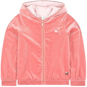 Image of Carrément Beau Velvet Like Sweatshirt Pink 4 år (1701451)