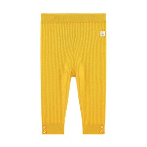 Image of Carrément Beau Rib Leggings Yellow 12 mdr (1699586)