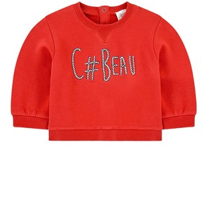 Image of Carrément Beau Logo Sweatshirt Red 9 mdr (1703460)