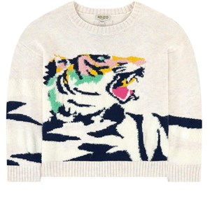 Image of Kenzo Graphic sweater - Ventura 8 år (1713171)