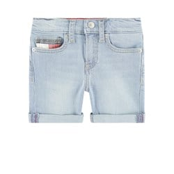 Tommy Hilfiger Stone Wash Denim Shorts