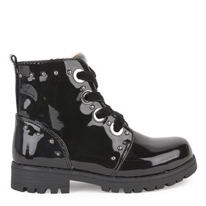 Image of Mayoral Patent Ankle Boots Black 28 EU (1685341)