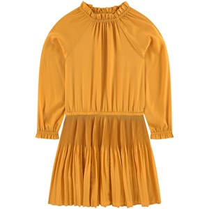 Image of Mayoral Satin Dress Yellow 14 år (1717486)