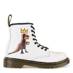 Dr. Martens 1460 Basquiat Leather ankle boots
