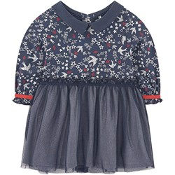 IKKS Star Birds Dress Navy