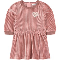 IKKS Embroidered Dress Pink