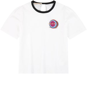 Image of Marni T-shirt with embroidered patch 12 år (1720336)
