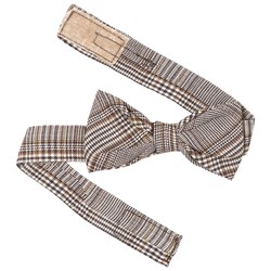 Hust&Claire Faust Bow Tie Chestnut