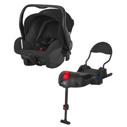 Britax Primo Infant Carrier Cosmos Base Black