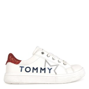 Image of Tommy Hilfiger Trainers with laces 38 EU (1691010)
