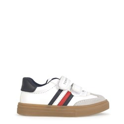 Tommy Hilfiger Flag Branded Sneakers White