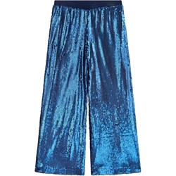 Molo Wide-leg sequinned trousers