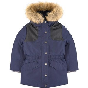 Image of IKKS 2 in 1 Parka Navy 10 years (1686768)