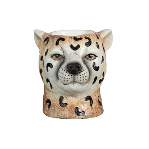 Image of By On Cheetah Vase Lille one size (1792532)