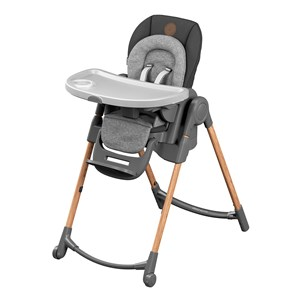 Image of Maxi-Cosi Minla Høj Stol Essential Graphite One Size (1735758)