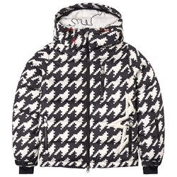 Perfect Moment Exclusive Mojo Houndstooth Ski Jacket Black