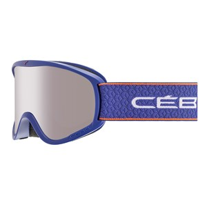 Image of Cébé Blue & Orange Hoopoe Ski Goggles Small (1597816)