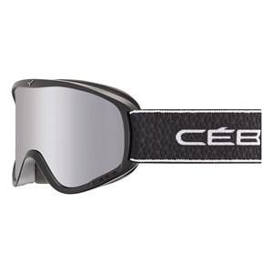 Image of Cébé Black Hoopoe Ski Goggles Small (1597817)