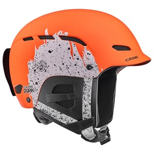 Image of Cébé Orange Blast Dusk Ski Helmet 51-53cm (1597808)
