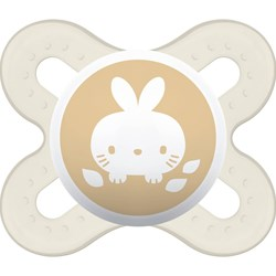 MAM Start Silicone Pacifier Neutral 0-2m