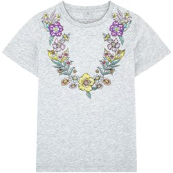 Stella McCartney Kids Floral Arlow T-shirt Grå