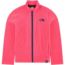 The North Face Rocket Red Snow Quest Full Zip Mid Layer Fleece