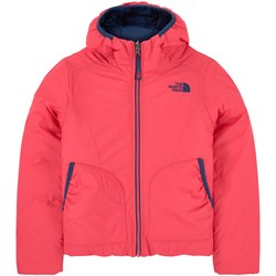 The North Face Pink & Navy Reversible Perrito Jacket