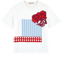 Marni Patches Tee White