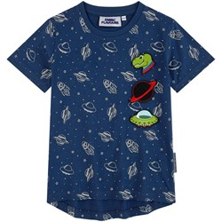 Fabric Flavours Out Of This World Tee Navy