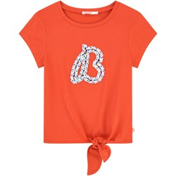 Billieblush Orange Embroidered B with Tie Waist