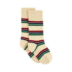 The Animals Observatory Snail Socks Off White