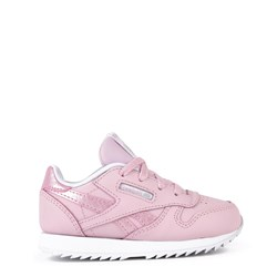 Reebok Classic Leather Infants Sneakers Rosa