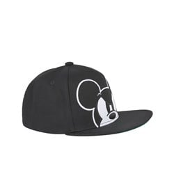 Fabric Flavours Mickey Mouse Cap Black