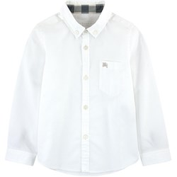 Burberry Oxford Skjorta Vit