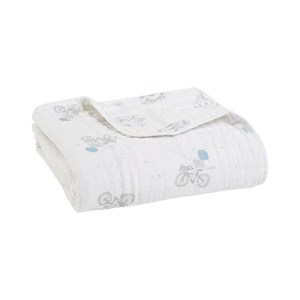 Image of Aden + Anais Dream blanket - Night Sky Reverie-elephants one size (1714704)