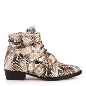 Image of Chloé Leather ankle boots - Susanna 28 (UK 10) (1675555)