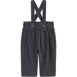 Play Up Overalls Black