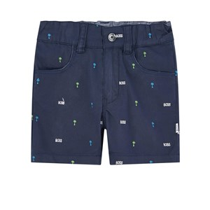 Image of BOSS Embroidered bermudas 6 mdr (1715412)