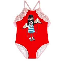 The Marc Jacobs Graphic one-piece swimsuit