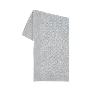 Image of Bonpoint Cashmere Blanket Gray one size (1709807)