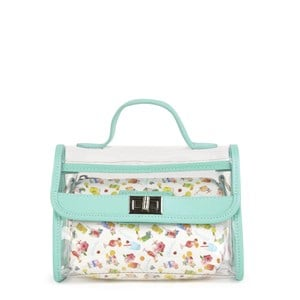 Image of Monnalisa Small transparent bag one size (1677724)