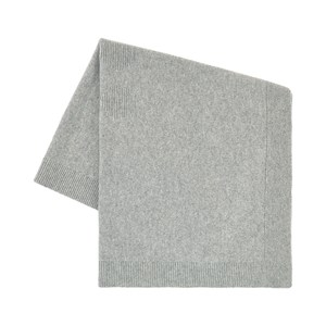 Image of Bonpoint Cashmere Blanket Gray one size (1751519)