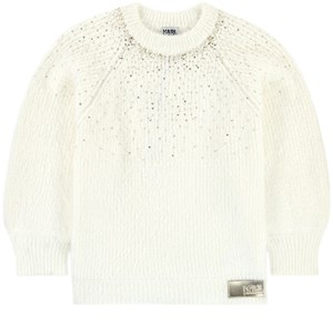 Image of Karl Lagerfeld Kids Sequined sweater 6 år (1716632)